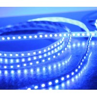 5M 120Led/m 3528 600leds Non-Waterproof SMD LED Strips Bar Lights Flexible LED Strip-Blue