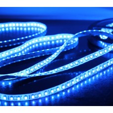 5M 120Led/m 3528 600leds Waterproof SMD LED Strips Bar Lights Flexible LED Strip-Blue