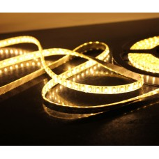 5M 120Led/m 3528 600leds Waterproof SMD LED Strips Bar Lights Flexible LED Strip-Warm White