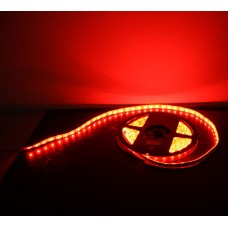 5M 60Led/m SMD 5050 300leds Red Waterproof SMD LED Strips Bar Lights Flexible LED Strip