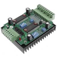 CNC THB6064AH Two 2 Axis 64 Micro-step 4A Stepper Motor Driver MACH3 No Heat JP-264B