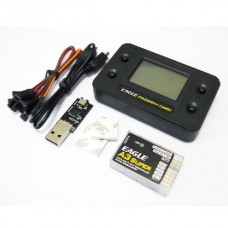 EAGLE Top Version A3 Super RC Flight Controller System Fixed-wing w/6-axis 3 Gyro+3 Acc MEMS