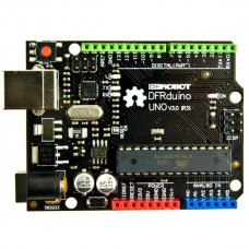 DFRobot DFRduino UNO R3 Fully Compatible with Arduino UNO R3 ATmega328 Chip