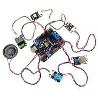 DFRobot Smart Home kit Intellgient Voice Sound Recognize Kit Fully Compatible with Arduino