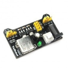 3.3V 5V Ouput Power Supply Module for MB102 Solderless Breadboard Bread Board