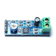 LM386 200 Times Audio Amplifier Module 200 Times 5V-12V Input 10K Adjustable Resistance