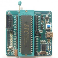 Mini 51 MCU Development Board Mini 51 Learning Board with Singlechip