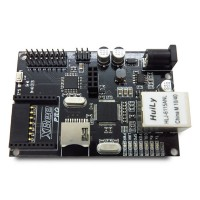 Arduino with Ethernet Wireless Development Platform IBoard