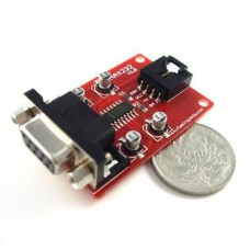 Arduino MAX232 Serial TTL To 232 Shield Converter Module Board