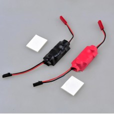 12V 2S-6S Output BEC Module for FPV Gimbal and FPV Convert Board Black