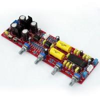 3D Surround Assembled LM4610 pre-amplifier board Volume Tone Control Board LM4610N+NE5532