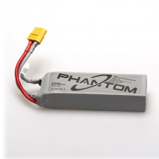 DJI Phantom Original Battery LiPo Lithium Polymer 11.1V 3S 2200mah 20C