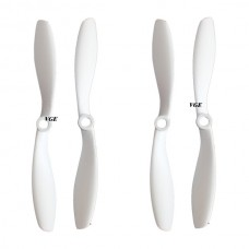 DJI Phantom Quadcopter Stock White Propeller Set 2 pairs for Replacement