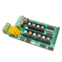 3D Printer Kit RepRap RAMPS 1.4 3D Printer Control Board Reprap