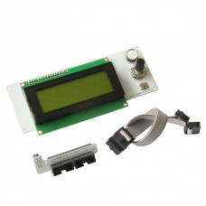 Reprap Ramps 1.4 2004LCD Rotary Encoder +SD Card Reader for 3D Printer
