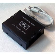 Pro USB to DMX512 512 Channels DMX Interface Converter HIGH SPEED Controller for Martin Light