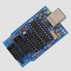 USBtinyISP V2.0 bootloader USB Programmer ISP for Atmel AVR Arduino