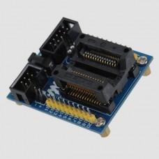 ATtiny2313 SOIC20(300 mil) - AVR ISP Programmer Adapter