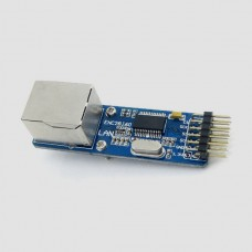 ENC28J60 Controller Connect MCU to Ethernet Network SPI Serial Interface Board