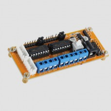 L293D DC Stepper Motor Driver Controller Board Module For 4 Channel Car