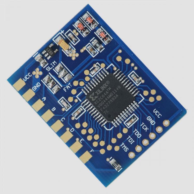 Matrix Glitcher 1 1 XC2C64A CPLD glitch Xilinx DEV Board