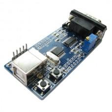 Microchip PIC18F14K50 Development Board USB Serial Usbbootloader