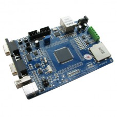 RM LPC2388 Development Board for USBHost/Device CANsd Card Internet httpupload