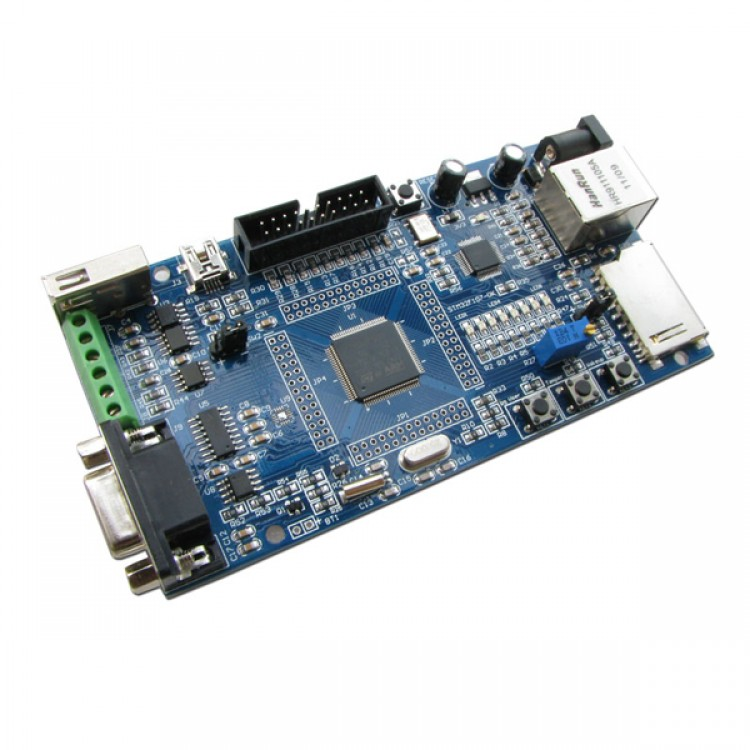 Cortex-M3 STM32F107 Development Board with Ethernet CAN SD Card Port