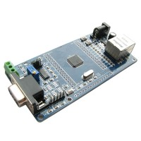 Microchip PIC18F66J60 Development Board Ethernet RS485 RS232 Interface