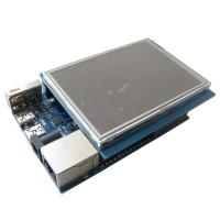 STM32F207 Development Board Kit with Internert USB Host Port and 3.2inch TFT LCD Screen &130W Camera