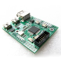 MKL25Z128 Development Board for Freescale M0 Support USBHost/device & USB Flash Disk