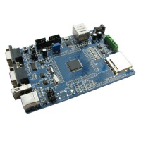 NXP ARM LPC1768 DevBoard Cortex-M3 Core Board Development Baord with USBHost Port support USB Keyboard