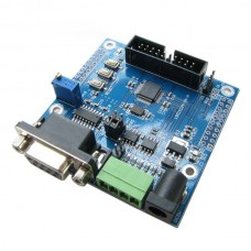 LPC11C24 CAN Development Board Learning Board ARM Cortex-M0 Core with C_CAN Core & RS232 RS485 Port
