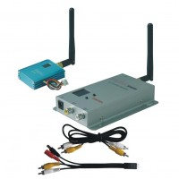 BL-604T 2.4G 400mW 12CH Wireless AV Tranmsitter&Receiver 400-800m FPV Telemetry Set