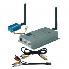 BL-601T 2.4G FPV Telemetry 100mW 4CH Wireless AV Tranmsitter&Receiver Set for FPV Photography