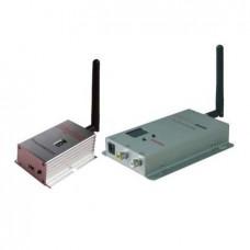 PT-2000S 2.4G 2000mW 8CH Wireless AV Tranmsitter+ Receiver 2km to 3.5km Long Range FPV Telemetry