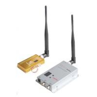 FOX-215A FPV 1.2G 1500mW 8CH Wireless AV Tranmsitter&Receiver Telemetry Set 1km-2km Range