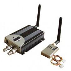 FPV-A2 1.2G 1000mW 4CH FPV Tranmsitter&Receiver TX+RX 2000m Max Range FPV Telemetry Set