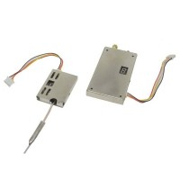 FPV-5802 5.8G 200mW 9CH FPV Wireless AV Tranmsitter&Receiver Light Weight Telemetry Set