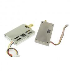 FPV-5804 5.8G 400mW 9CH FPV Wireless AV Tranmsitter&Receiver Light Weight Telemetry Set