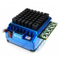 SKYRC Toro TS 120A ESC Sensor Speed Controller ESC Support Bluetooth module For RC 1/10 Car Motor