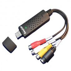 USB 2.0 Audio Video Easycap TV DVD VHS Capture Adapter