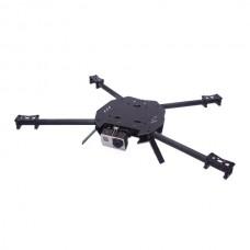 AeroQuadcopter Glass Fiber Alien Multicopter 500mm Quadcopter MWC APM 2.5 Rabbit Compatible