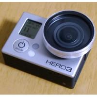 Aluminium Alloy Gopro3 Gopro Hero3 Protective Glasses Lens UV glasses Lens FPV Protec Lens