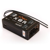 FrSky 2.4G S.Port 8CH16CH Telemetry Receiver X8R with Standard Antenna
