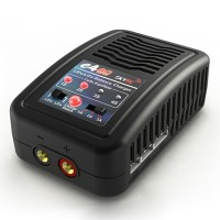 SKYRC E4 Balance Charger for 2-4 Cell LiPo / LiFe AC/IN Charge Current 1A 2A 3A