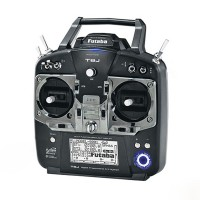 Futaba T8J 2.4Ghz S-FHSS 8ch Transmitter + R2008SB Receiver Combo Mode1 /2/3/4