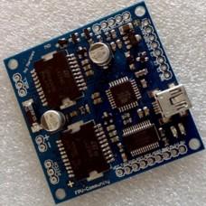 GY-YTV3 Gimbal Brushless Controller V3 PTZ Controller /open Source 2 axis Gimbal Controller