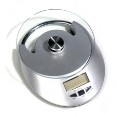 Durable High Precision 5kg/1g Electronic Kitchen Scale with Digital LCD Display