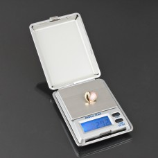 DS-18 300g x 0.01g Digital Pocket Scale High Precision Scale for Jewelry Gold Reload